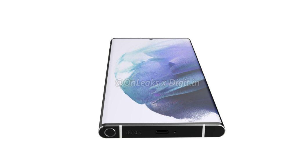 Desain Samsung Galaxy S22 Series dengan Slot S Pen Khusus, Beginilah Jadinya Kalau Seri Galaxy S dan Note Bergabung! (3)