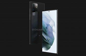 Desain Samsung Galaxy S22 Series dengan Slot S Pen Khusus, Beginilah Jadinya Kalau Seri Galaxy S dan Note Bergabung! (7)