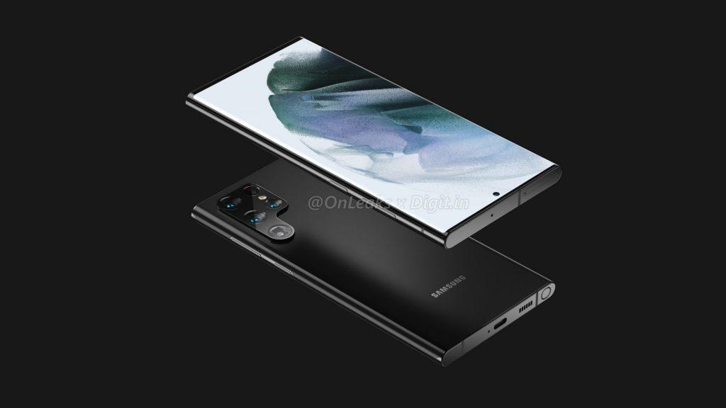 Desain Samsung Galaxy S22 Series dengan Slot S Pen Khusus, Beginilah Jadinya Kalau Seri Galaxy S dan Note Bergabung! (8)